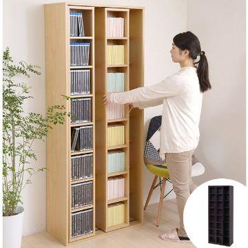estantes de madera para libros practicos