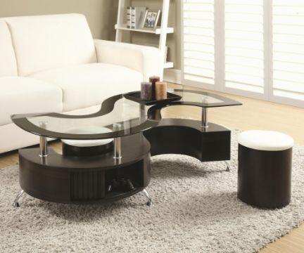 mesas de centro modernas artisticos