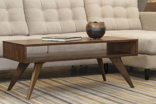 mesas de centro modernas de madera