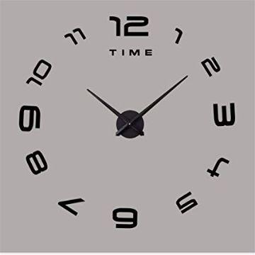 modelos de reloj de pared minimalista