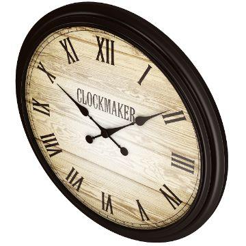 modelos de reloj de pared rustico
