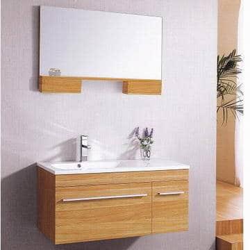 muebles de baño en melamina pequeños