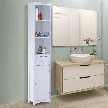 muebles para baño en madera decoracion