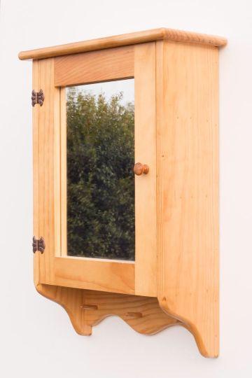 muebles para baño en madera gabinete