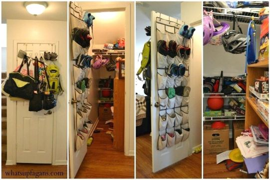 como organizar un apartamento pequeño estantes
