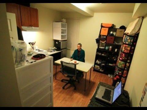 como organizar un apartamento pequeño mini