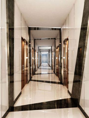 decoracion de corredores interiores artisticas