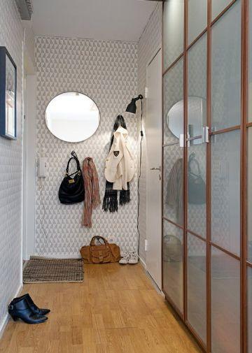 decoracion de corredores interiores modernos