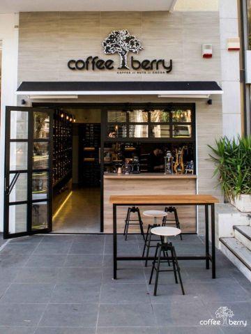 fachadas modernas para restaurantes cafeteria