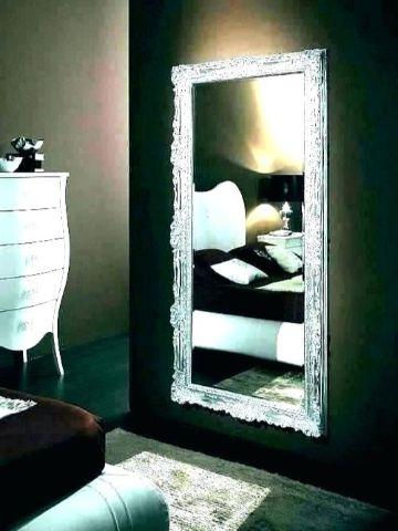 habitaciones con espejos en la pared recamaras