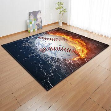 alfombras decoradas para niños deportes