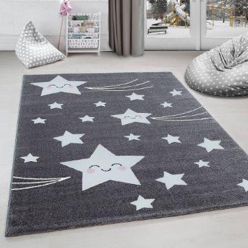 alfombras decoradas para niños estrellas