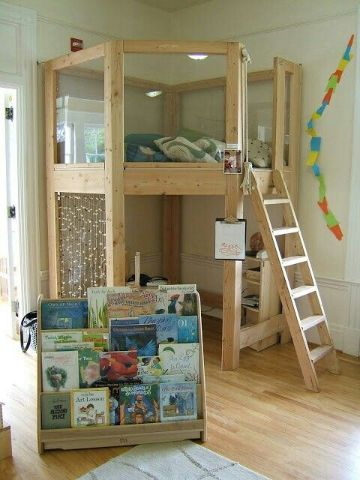como ordenar un cuarto pequeño para niños
