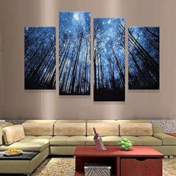 cuadros modernos para sala dimensionales