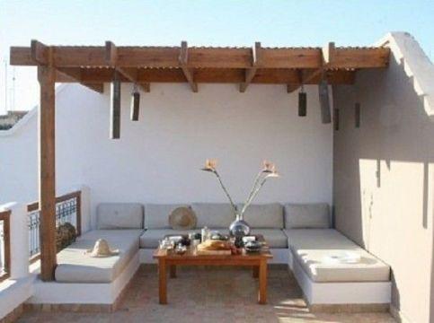ideas de terrazas economicas elegantes