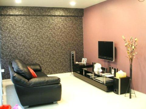 pintura para salas modernas texturas