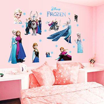 vinilos decorativos para niños princesas