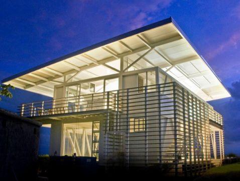 casas de playa arquitectura asombrosas