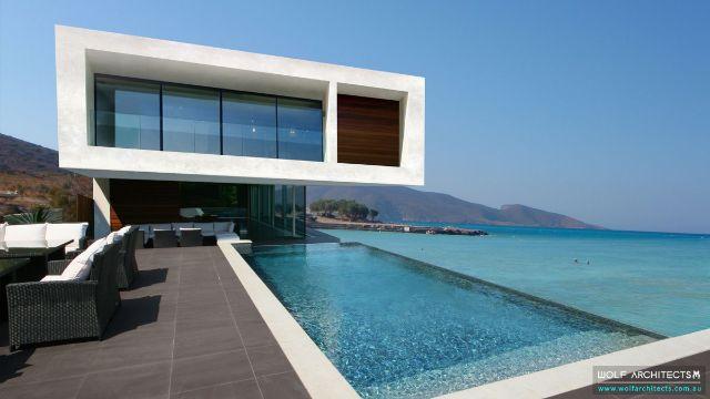 casas de playa arquitectura diseños