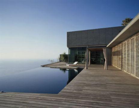 casas de playa arquitectura elegantes
