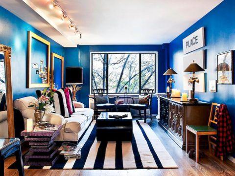 colores de salas pequeñas originales