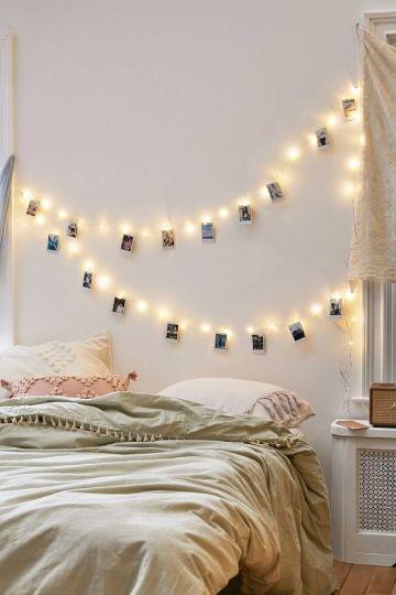 como decorar mi habitacion yo misma con luces