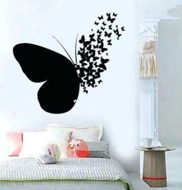 decoracion de cuartos para adultos con viniles