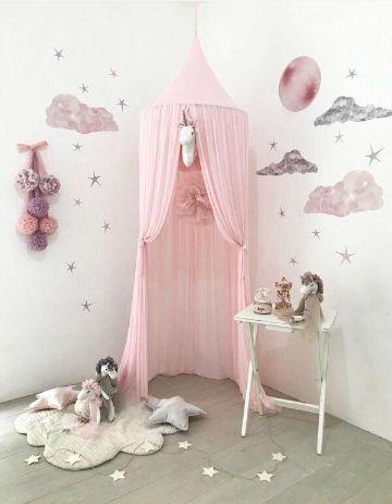 decoracion de cuartos para niñas tematicas