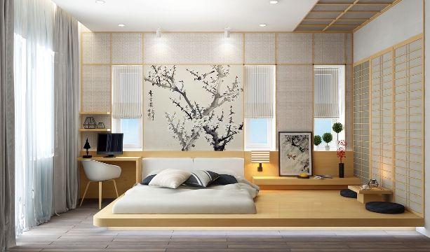 decoracion de dormitorios minimalistas elegantes