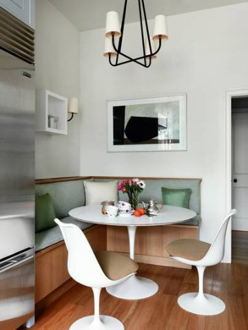 decoracion de sala comedor pequeña modernos