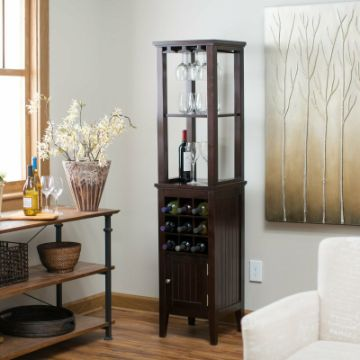 muebles para bar en casa para lugares diminutos