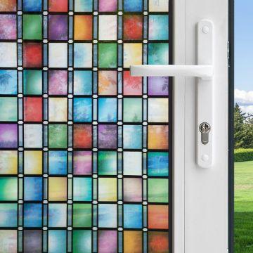 cuadros vitrales decorativos para puerta