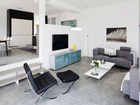departamentos pequeños modernos decoracion