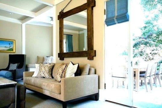 espejos para salas y comedores cuadrados