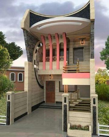 fachadas de casas modernas 2020 arte