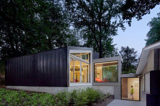 fachadas de casas modernas 2020 tipo vagon