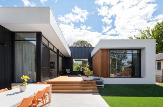 modelos de ventanas para frentes de casas modernas
