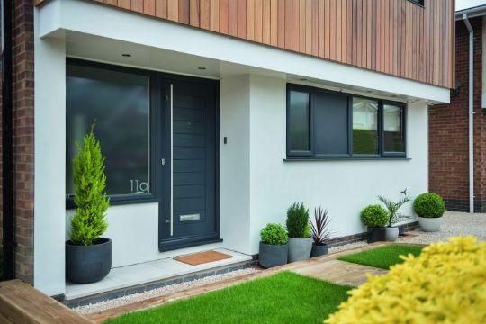 modelos de ventanas para frentes de casas ventanales
