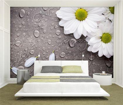 papel decorativo para pared en 3d