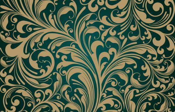 papel decorativo para pared retro