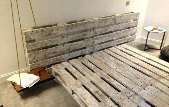 camas de tarimas de madera paso a paso