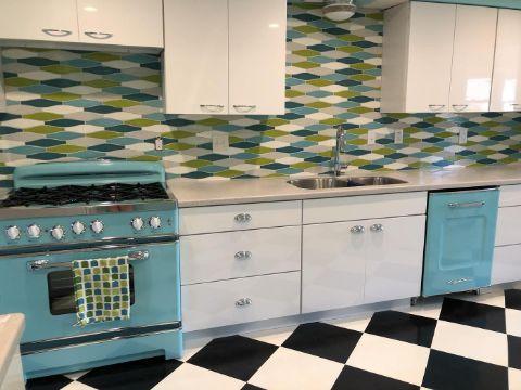 colores de ceramicas para cocina contrastes