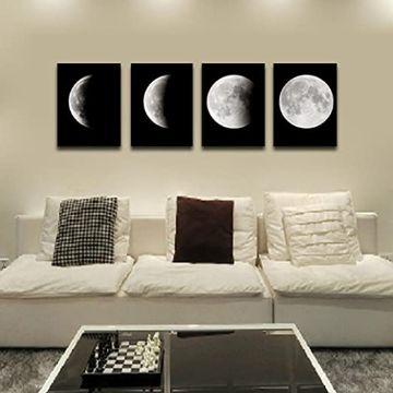 cuadros modernos para la sala los menguantes