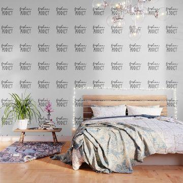decoracion de cuarto de niña tapiz