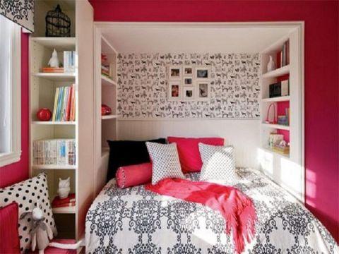 decoracion de cuarto para señorita organizadores