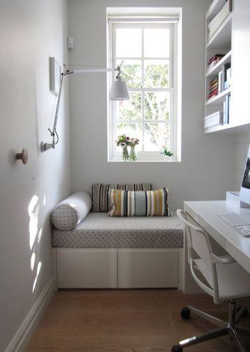 decoracion de dormitorios pequeños modernos