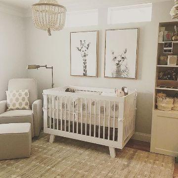 decorar cuartos de bebes ideas en cuadros