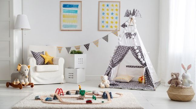 decorar un cuarto de niño diversion