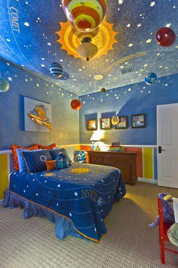 decorar un cuarto de niño tematicas