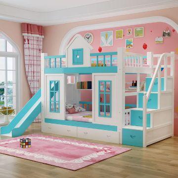 camas modernas para niñas casa de muñecas